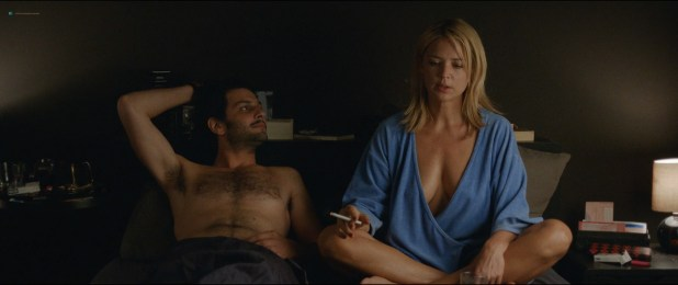 Virginie Efira nude topless and sex - Victoria (FR-2016) HD 1080p (4)
