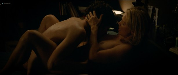 Virginie Efira nude topless and sex - Victoria (FR-2016) HD 1080p (3)