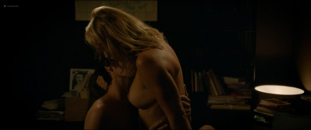 Virginie Efira nude topless and sex - Victoria (FR-2016) HD 1080p (9)
