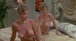 Barbara Carrera nude bush and sex Leigh Harris and Lynette Harris nude bush too - I, the Jury (1982) HD 1080p BluRay (17)