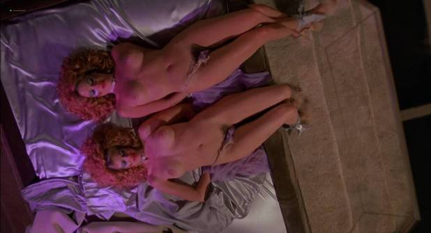 Barbara Carrera nude bush and sex Leigh Harris and Lynette Harris nude bush too - I, the Jury (1982) HD 1080p BluRay (15)