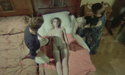 Cinzia Monreale nude full frontal and Lucia D'Elia nude bush - Beyond the Darkness (IT-1979) HD 720p BluRay (9)