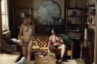Jemima Kirke nude full frontal and Lena Dunham nude bush – Girls (2017) s6e1 HD 1080p