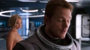 Jennifer Lawrence hot, sexy, wet and some sex - Passengers (2016) HC.HDRip 1080p (9)