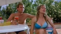Juliette Cummins nude topless Kimberly McArthur hot and busty - Slumber Party Massacre II (1987) HD 1080p (15)