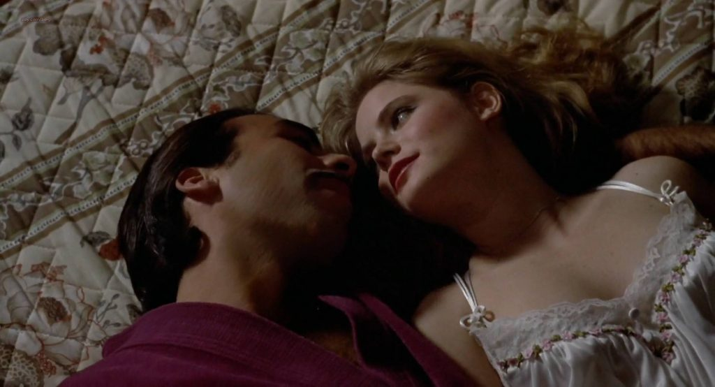 Kimberly McArthur nude busty topless and Jennifer Jason Leigh hot - Easy Money (1983) HD 1080p Web-Dl (8)