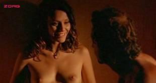 Laura Morante nude sex Sabrina Ferilli nude skinny dipping - Ferie D'Agosto (IT-1995)