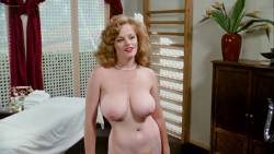 Lisa De Leeuw nude full frontal Juliet Anderson and other's nude - It's Called Murder, Baby (1983) HD 1080p WebDL (1)