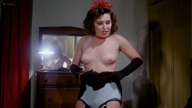Lisa De Leeuw nude full frontal Juliet Anderson and other's nude - It's Called Murder, Baby (1983) HD 1080p WebDL (8)