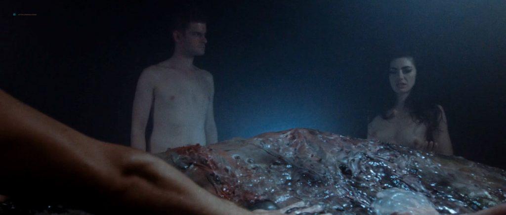 Lucretia Lynn nude full frontal Tristan Risk and Ellie Church nude - Harvest Lake (2016) HD 1080p WebDL (15)