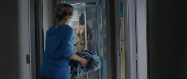 Noémie Merlant nude full frontal - Le Ciel Attendra (FR-2016) HD 1080p (1)