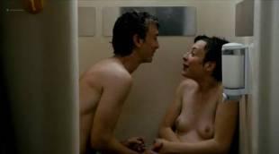 Salomé Richard nude topless in shower Kate Moran nude - Baden Baden (FR-2016)