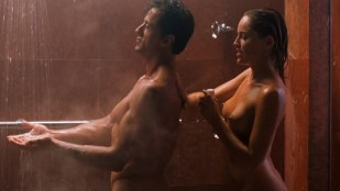 Sharon Stone nude sex in the shower - The Specialist (1994) HD 1080p BluRay