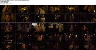Allie Gallerani nude full frontal Amber Coney, Zoe Bleu, and other's nude too - The Institute (2017) HD 1080p Web (11)