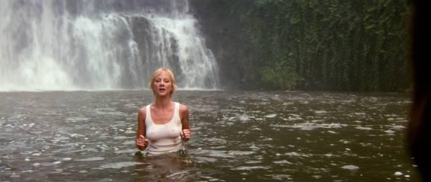 Anne Heche hot, wet bikini and c-true Jacqueline Obradors hot - Six Days Seven Nights (1998) HD1080p WEB (8)