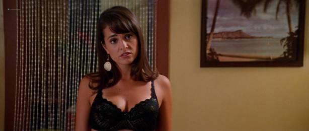Anne Heche hot, wet bikini and c-true Jacqueline Obradors hot - Six Days Seven Nights (1998) HD1080p WEB (4)