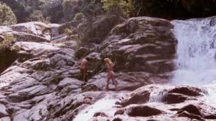 Candice Daly nude and sex Nelia J. Cozza nude - Hell Hunters (1986) HD 1080p Web (8)