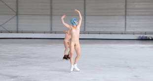 Céline Fuhrer nude full frontal, butt and skinny dipping - Apnée (FR-2016) HD 1080p (13)