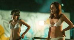 Chloë Sevigny nude brief bush sex Sarah Henderson, Carisa Glucksman hot- Kids (1995) HD1080p BluRay (4)