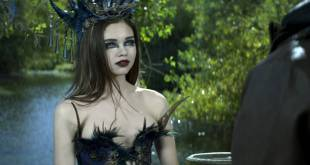 India Eisley hot and sexy - The Curse of Sleeping Beauty (2016) HD 1080p WEB-DL (6)