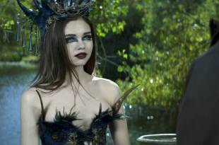 India Eisley hot and sexy – The Curse of Sleeping Beauty (2016) HD 1080p WEB-DL
