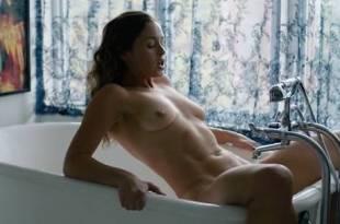 Natalie Krill nude bush Erika Linder nude lesbian sex - Below Her Mouth (2016)