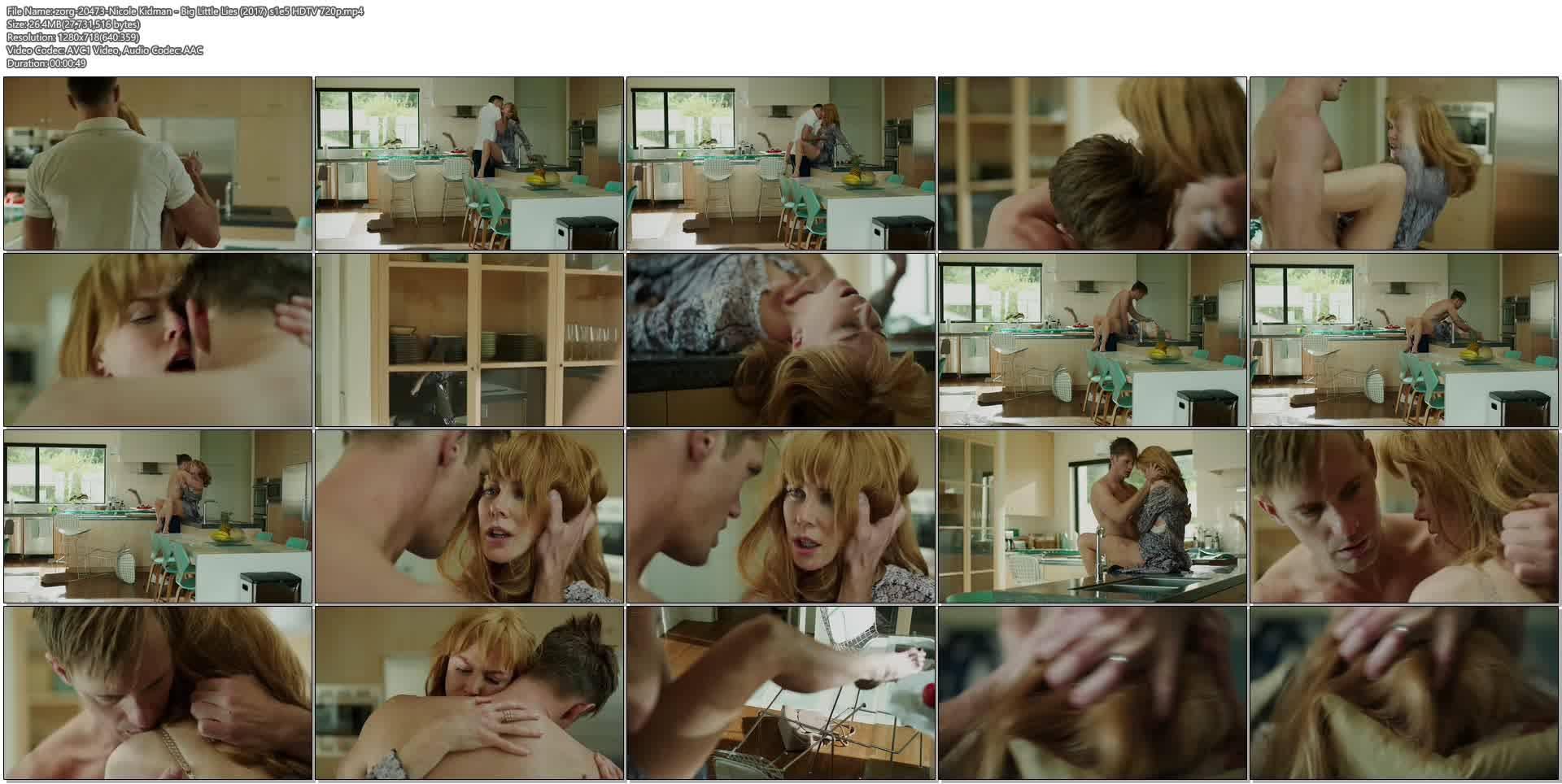 Nicole Kidman hot sex - Big Little Lies (2017) s1e5 HDTV 720p (6)