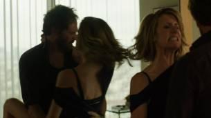 Nicole Kidman nude topless Shailene Woodley nude butt Laura Dern sex - Big Little Lies (2017) s1e3 HD 1080p (6)