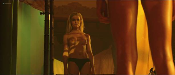 Petra Silander nude topless, other's nude butt - Virtual Revolution (2016) HD 1080p (4)