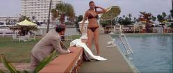 Raquel Welch hot and wet Christine Todd nude topless - Lady in Cement (1968) HD 1080p BluRay (3)