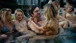 Alexandra Johnston nude Jade Albany and other's nude too – American Playboy The Hugh Hefner Story (2017) s1e1 HD 1080p