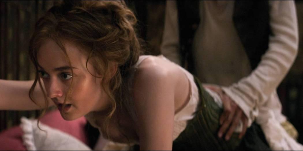 Dakota Fanning hot, Carla Juri, Vera Vitali others nude bush - Brimstone (2016) HD 1080p BluRay (4)