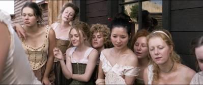Dakota Fanning hot, Carla Juri, Vera Vitali others nude bush - Brimstone (2016) HD 1080p BluRay (18)