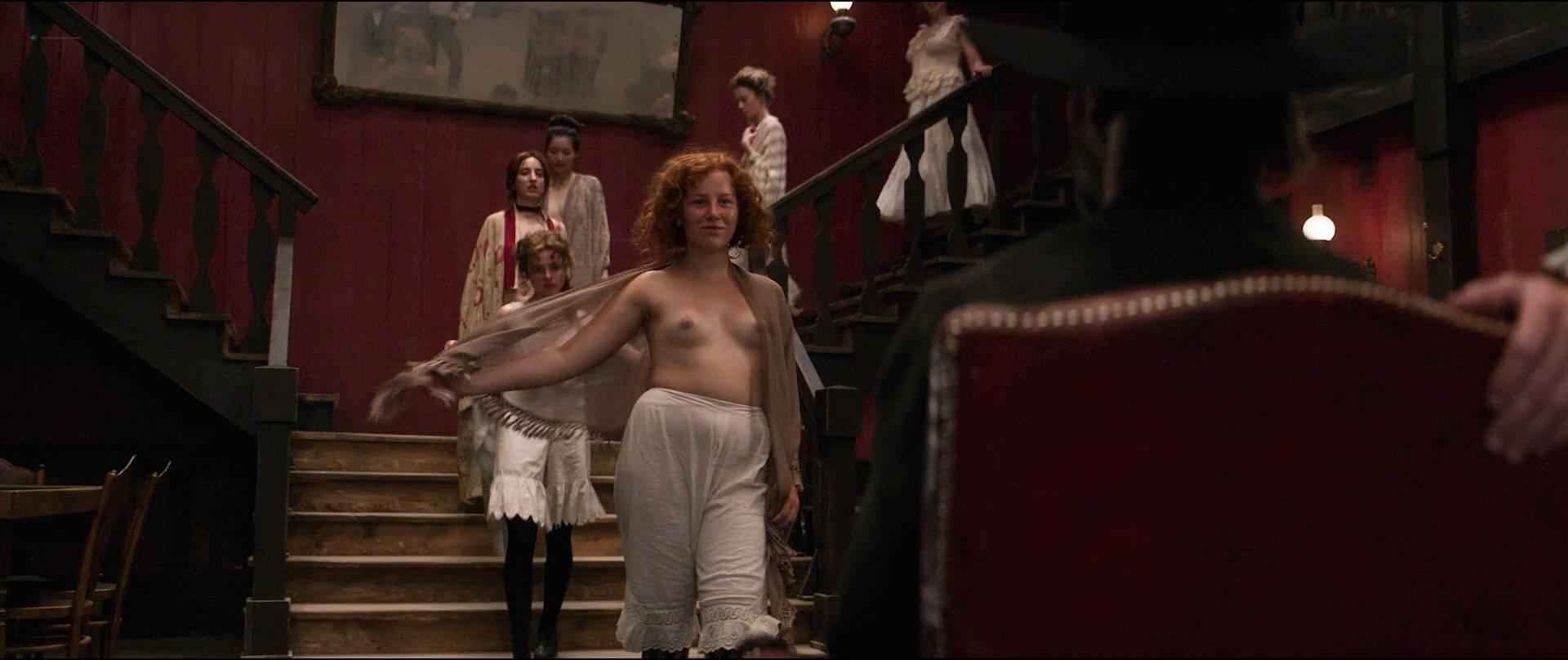 Dakota Fanning hot, Carla Juri, Vera Vitali others nude bush - Brimstone (2016) HD 1080p BluRay (12)