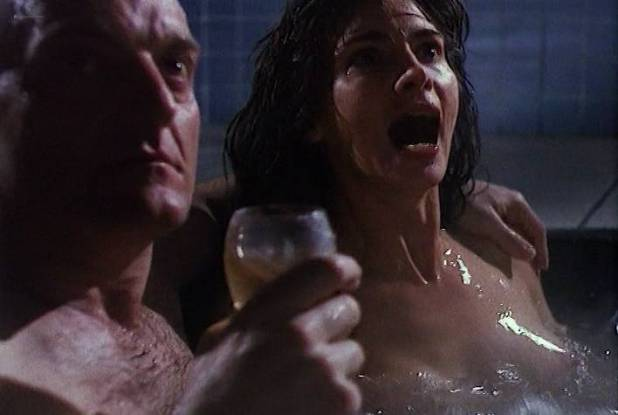 Dani Minnick nude topless and wet Laura Albert nude - Tales from the Crypt (1989) s1e1 (5)