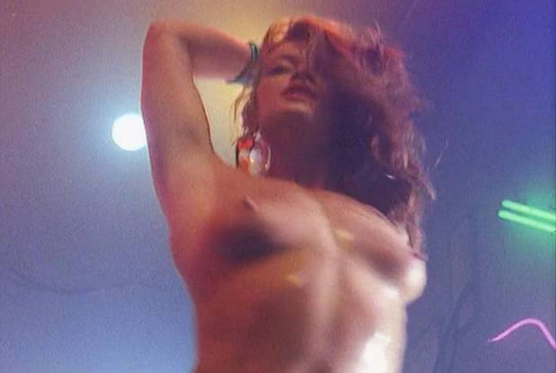 Dani Minnick nude topless and wet Laura Albert nude - Tales from the Crypt (1989) s1e1 (4)
