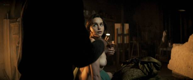 Emilia Clarke nude and sex - Voice from the Stone (2017) HD 1080p WEB (3)