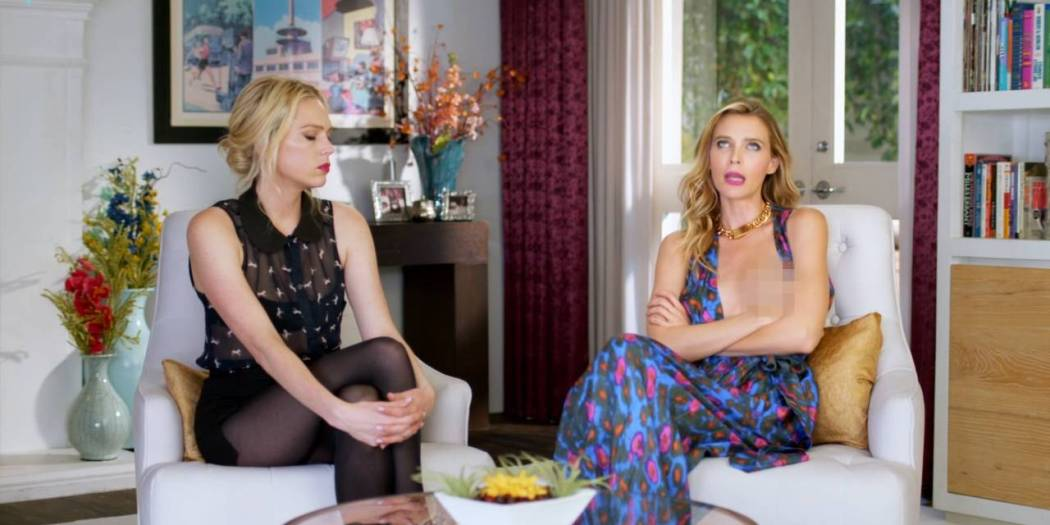 Erin Foster and Sara Foster hot and sexy - Barely Famous (2016) s2 HDTV 720p (3)