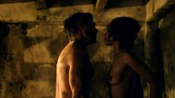 Hanna Mangan-Lawrence nude topless and sex - Spartacus (2012) s2e7-9 HD 1080p BluRay (13)