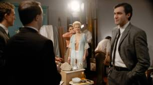 Jade Albany nude topless other's nude – American Playboy The Hugh Hefner Story (2017) s1e3 HD 1080p (4)
