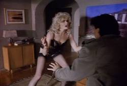 Mariel Hemingway nude side bob sexy in lingerie - Tales from the Crypt (1991) s3e1 (9)