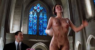 Charlize Theron nude full frontal Connie Nielsen nude bush - The Devil's Advocate (1997) HD 1080p BluRay (5)