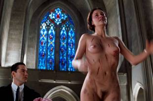Charlize Theron nude full frontal Connie Nielsen nude bush – The Devil's Advocate (1997) HD 1080p BluRay