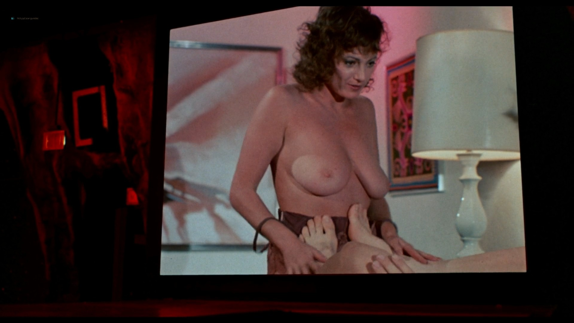 Graem McGavin nude Donna McDaniel and other's nude full frontal - Angel (1983) HD1080p BluRay (6)