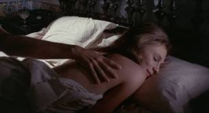 Jacqueline Bisset nude topless and Barbara Parkins nude - The Mephisto Waltz (1971) HD 1080p BluRay (12)