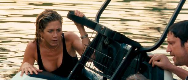 Jennifer Aniston hot and sexy - The Bounty Hunter (2010) HD 1080p BluRay (4)