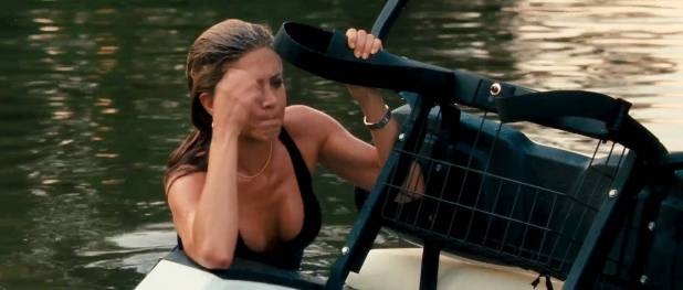 Jennifer Aniston hot and sexy - The Bounty Hunter (2010) HD 1080p BluRay (3)