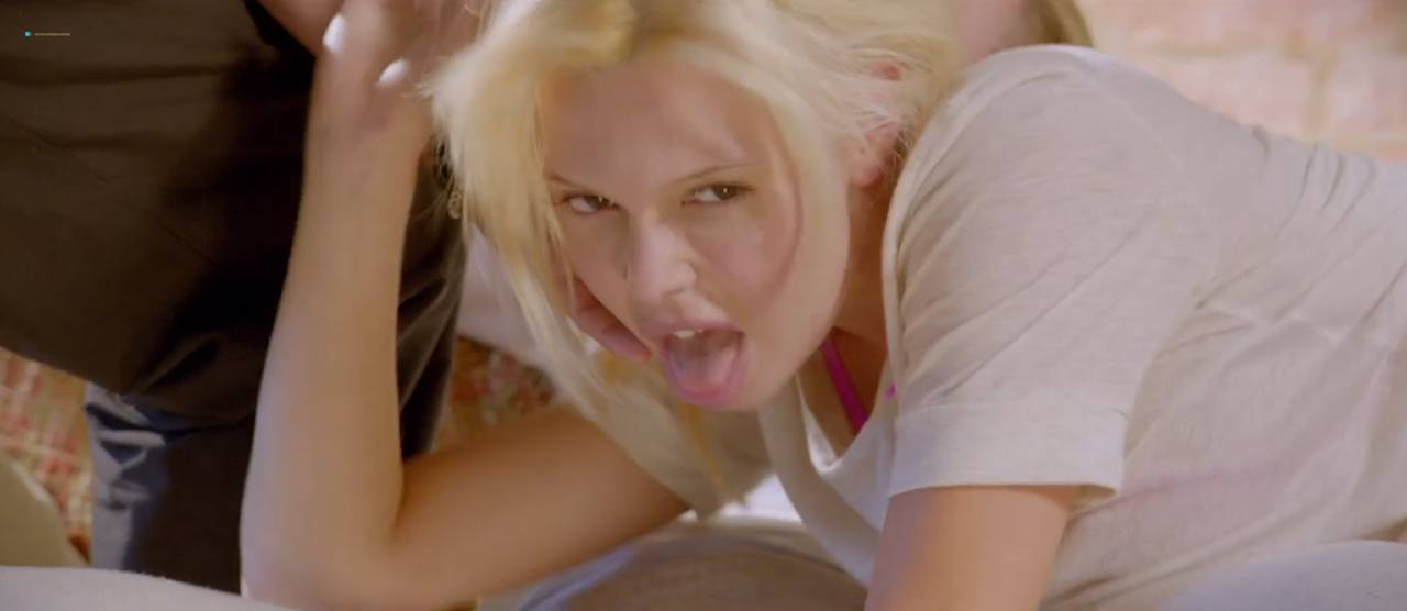 Jenny Hutton nude butt and Jenny Kihlström nude full frontal - Pleasure (SE-2013) HD 720p (15)