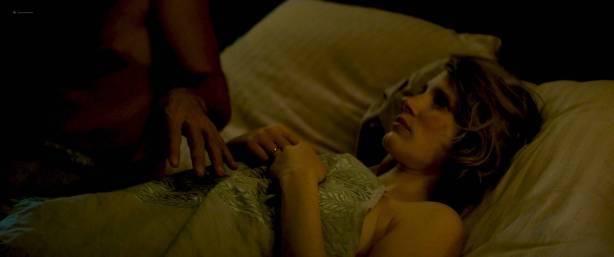 Jessica Chastain nude topless - The Zookeeper's Wife (2017) HD 1080p WEB (8)