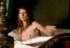 Joanna Shimkus nude topless Harriet Harper and Honor Blackman nude too - The Virgin and the Gypsy (UK-1970)